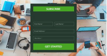 How to set up a signup widget for your website