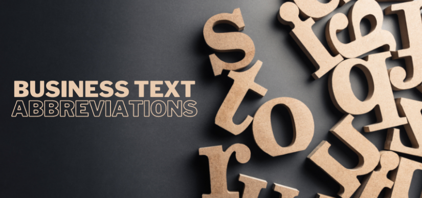 Become an Expert in Texting with Business Text Abbreviations