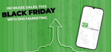 Increase sales this Black Friday with SMS Marketing