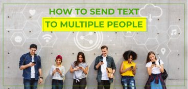 How to Send Text to Multiple People