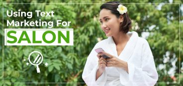 Using Text Marketing for Salons