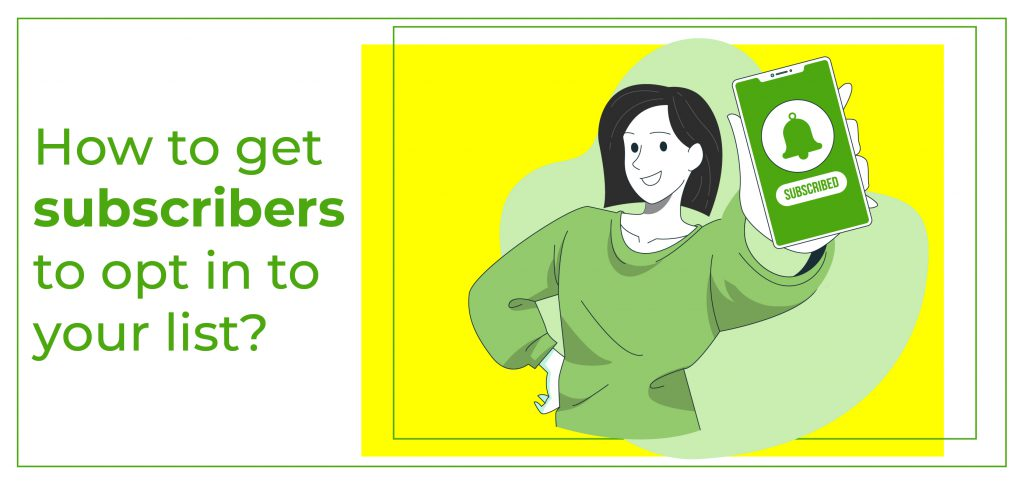 text marketing: ways to opt in