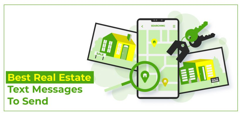 Best Real Estate Text Messages to Send
