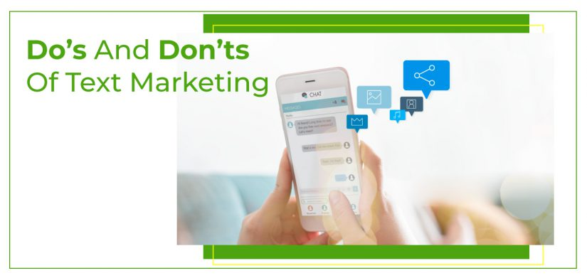 Dos and Don'ts of Text Marketing